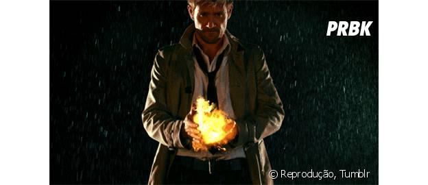 """Série """"Constantine"""" estreia na NBC"""