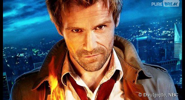 """A emissora NBC aposta na nova série """"Constantine"""" para a boa audiência de sua fall season"""