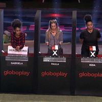 "Paula é a nova Líder no ""BBB19"" após prova sobre o Globoplay e Paredão terá nova dinâmica!"