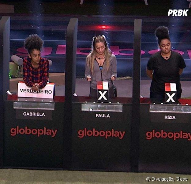 """No """"BBB19"""", Paula é a nova Líder e Paredão terá nova dinâmica"""
