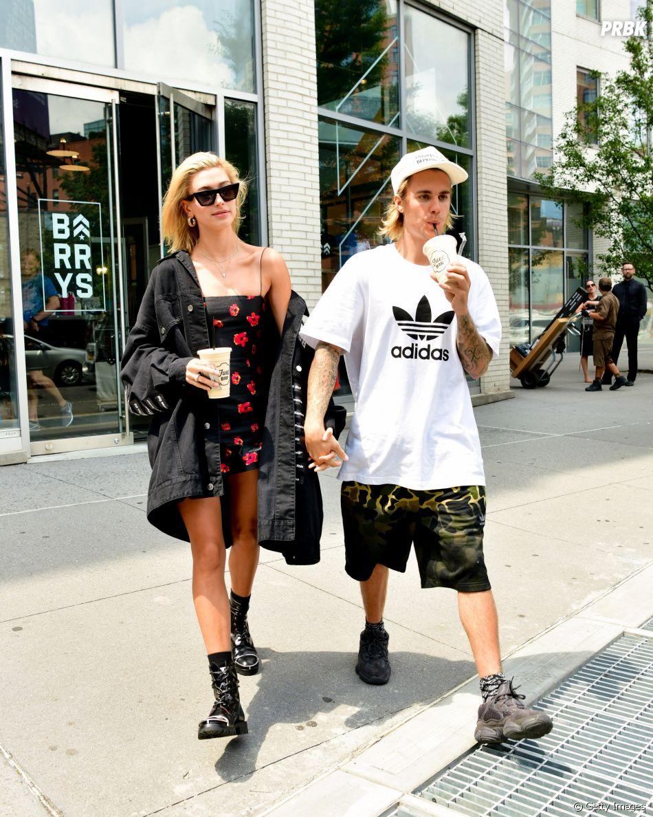Justin Bieber e Hailey Baldwin deixaram os fãs enlouquecidos com possível bebê à caminho!