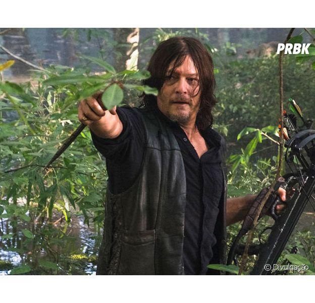"""Em """"The Walking Dead"""", 10ª temporada terá um monte de coisas impossíveis e incríveis!"""