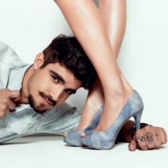 Caio Castro revela desejo de ser pai e estrela campanha de linha de sapatos