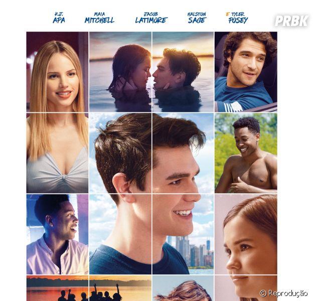 """""""Nosso Último Verão"""": novo filme da Netflix promete ser bem emocionante"""