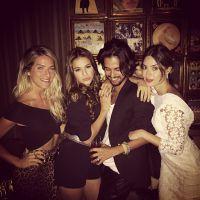 Bruna Marquezine, Giovanna Ewbank e Thaila Ayala curtem festa de amigo em comum