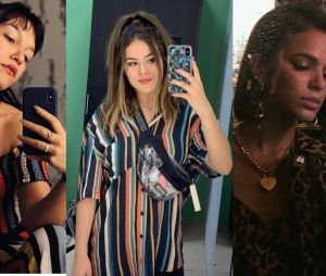 Já imaginaram Maisa Silva, Priscilla Alcantara e Bruna Marquezine juntas no programa da rainha do Twitter? QUEREMOS!