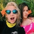 Maisa Silva e Priscilla Alcantara são muito amigas desde sempre!