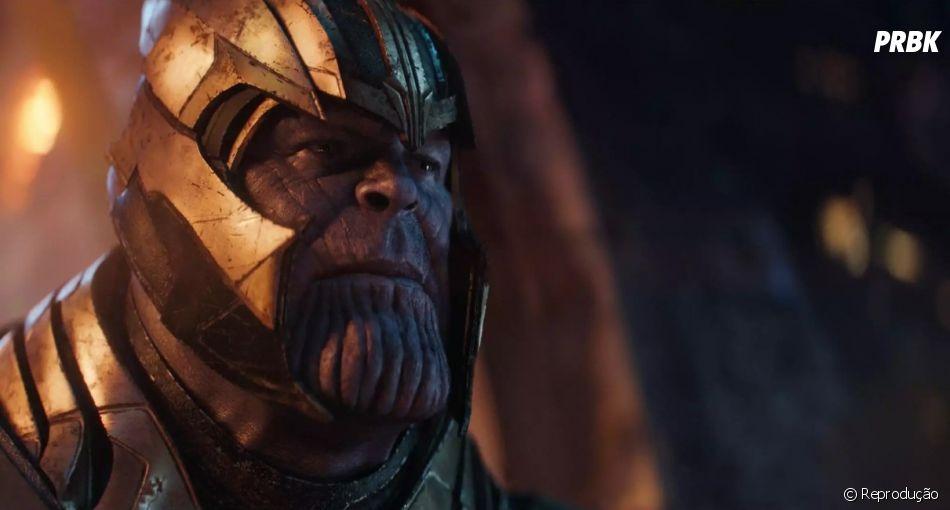 """Vingadores: Ultimato"" vai mostrar batalha contra Thanos (Josh Brolin)"