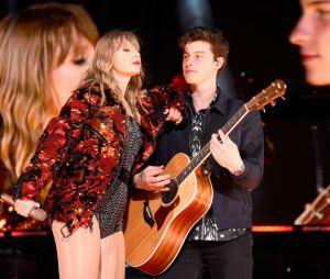 Shawn Mendes não poupa elogios para Taylor Swift depois dela ser eleita a celebridade mais influente de 2019