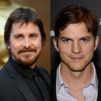Duelo: Christian Bale ou Ashton Kutcher? Quem é o melhor Steve Jobs?