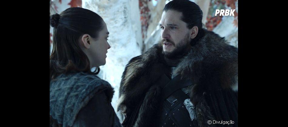 """Em """"Game of Thrones"""":Jon Snow (Kit Harington) pode assumir o Trono de Ferro se vencer a Última Guerra"""