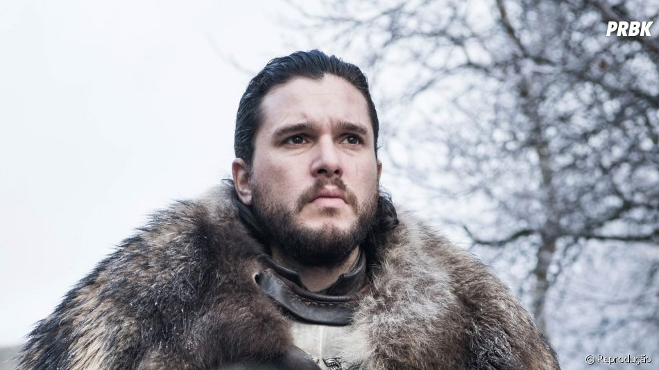 "De ""Game of Thrones"": após revelar que é Aegon Targaryen para Sansa (Sophie Turner) e Arya (Maisie Williams), Jon Snow (Kit Harington) pode ser o Rei dos Sete Reinos"