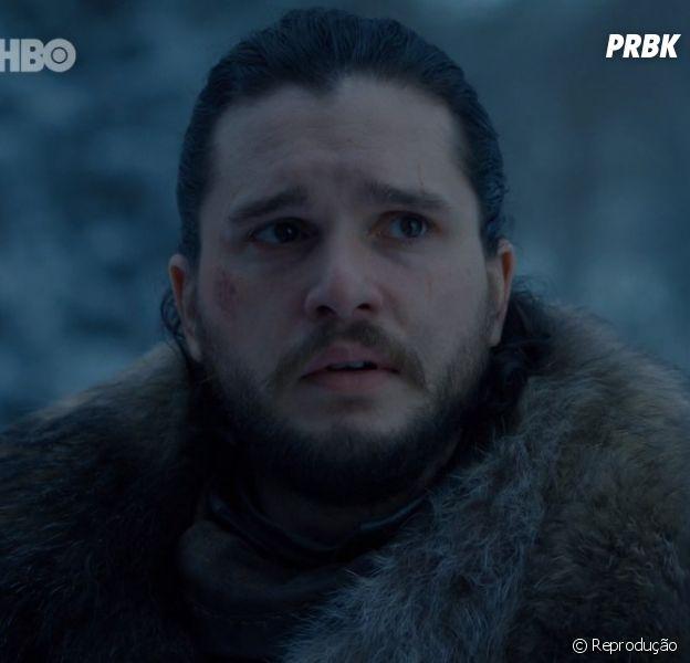 """Em """"Game of Thrones"""": depois de ter segredo revelado, Jon Snow (Kit Harington) pode ser o Rei de Westeros"""