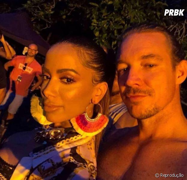 """Anitta e Major Lazer estão gravando clipe de 'Make It Hot"""" na Costa Rica"""