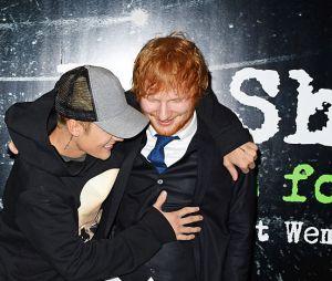 """Justin Bieber e Ed Sheeran anunciaram parceria """"I Don't Care"""" nas últimas semanas"""