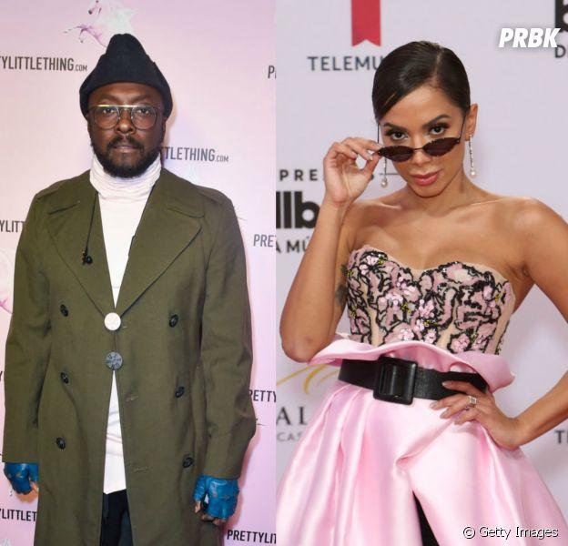 Anitta grava com Black Eyed Peas e música deve ser lançada em breve