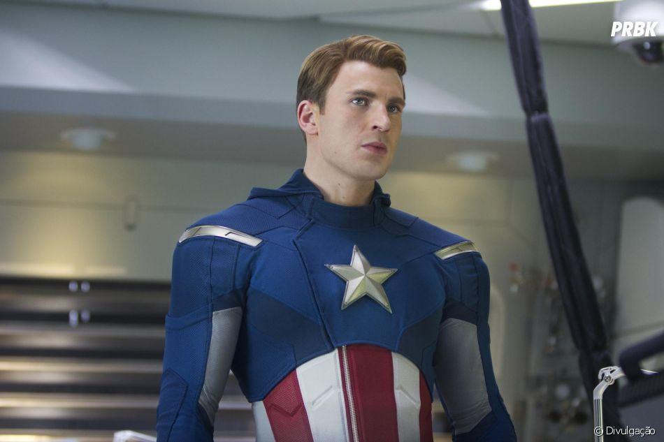Irmãos Russo dão a entender que Capitão América (Chris Evans) vai aparecer na série do Loki (Tom Hiddleston) na Disney+