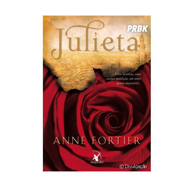 """O livro """"Julieta"""", da Anne Fortier, deveria virar um filme ou uma série!"""