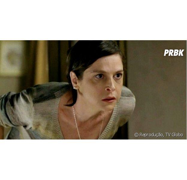 """Cora (Drica Moraes) irá matar Fernando (Erom Cordeiro) nos próximos capítulos da novela """"Império"""", da Globo"""