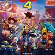 """Brinquedos estão em missão de resgate e já estamos chorando com o novo trailer de """"Toy Story 4"""""""