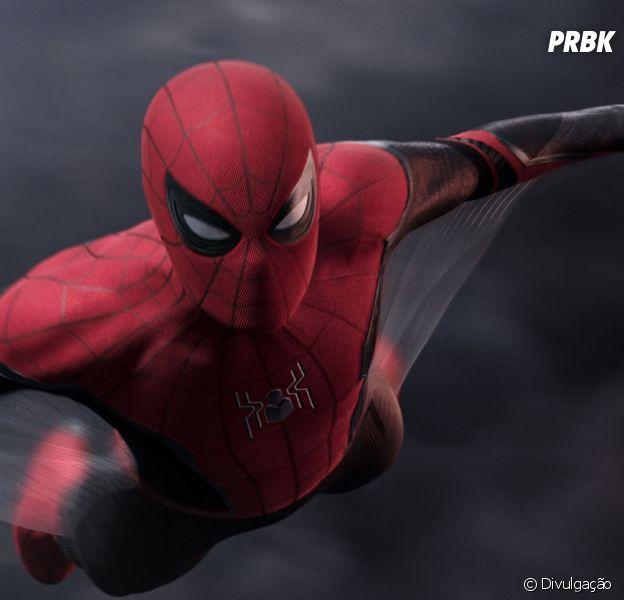 """Veja os novos cartazes individuais de """"Homem-Aranha: Longe de Casa"""""""