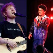 Sabe quem também está confirmado no novo álbum de Ed Sheeran? Bruno Mars!