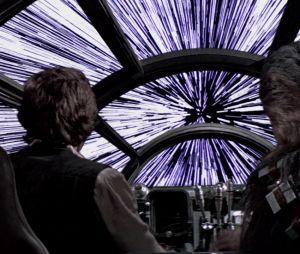 """""""Star Wars"""":no parque temático, os visitantes vão ter a experiência de estar a bordo da nave de Han Solo (Harrison Ford)"""