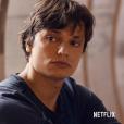 """Marco (Rafael Lozano) vive na Concha na terceira temporada de """"3%"""", que estreia nesta sexta (7) na Netflix"""