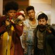 """Rafael (Rodolfo Valente) e Joana (Vaneza Oliveira) em uma cena dos novos episódios. Terceira temporada de """"3%"""" estreia nesta sexta-feira (7)"""