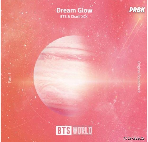 """""""Dream Glow"""" é a nova música do BTS com a Charli XCX"""