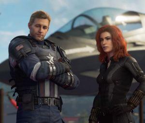 """Tem Capitão América, Viúva Negra e mais! Confira o trailer do game """"Marvel's Avengers"""""""