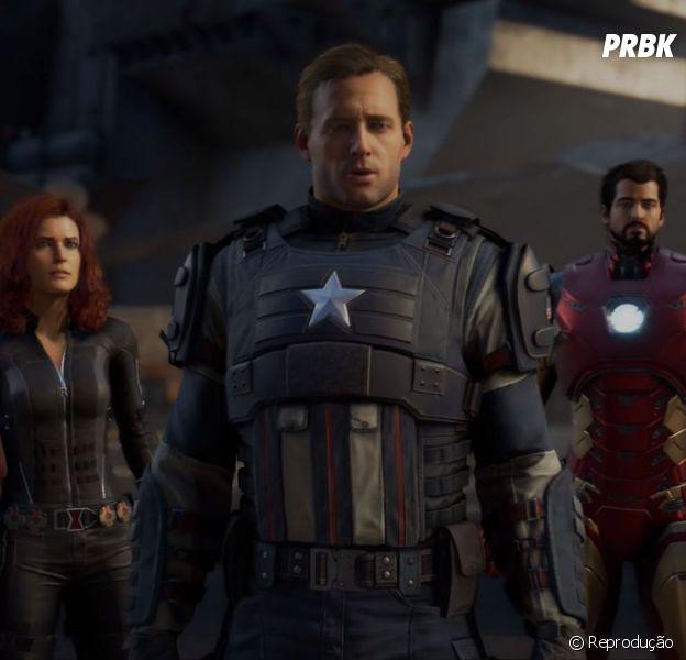 """""""Marvel's Avengers"""" ganha data de lançamento e trailer cheio de ação"""