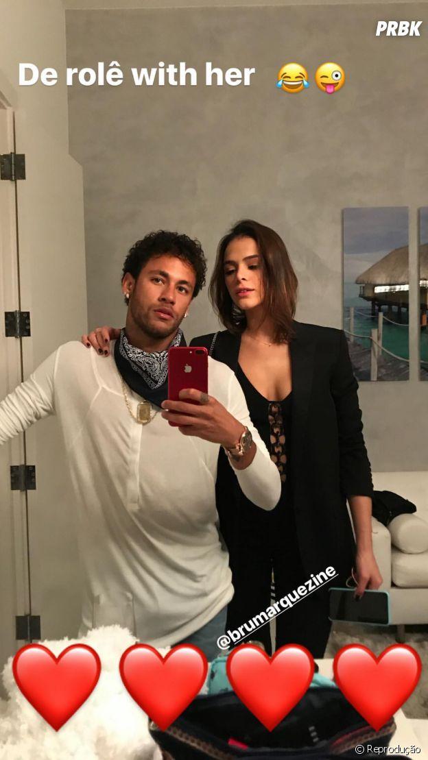 Bruna Marquezine e Neymar Jr. terminaram pela última vez em 2018 e parece que não tem mais volta