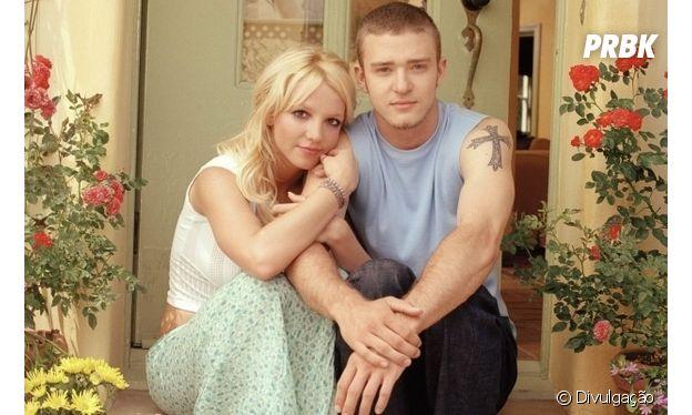Britney Spears e Justin Timberlake por conta de uma traição da cantora! Polêmico, né?