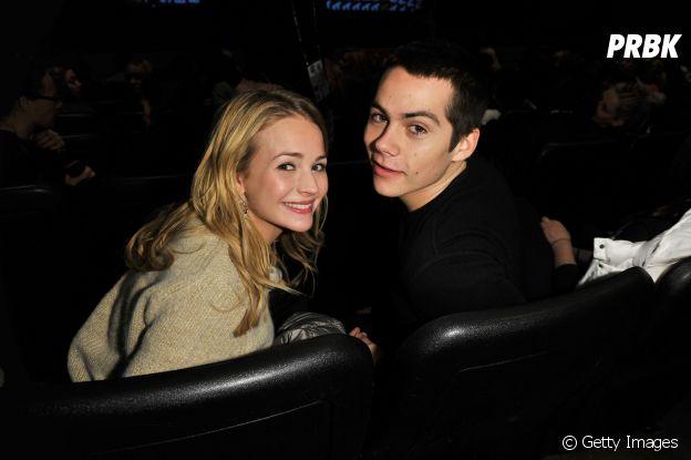 """Dylan O'Brien e Britt Robertson, de """"A Primeira Vez"""" (2012), se conheceram no set do filme e namoraram até 2018!"""