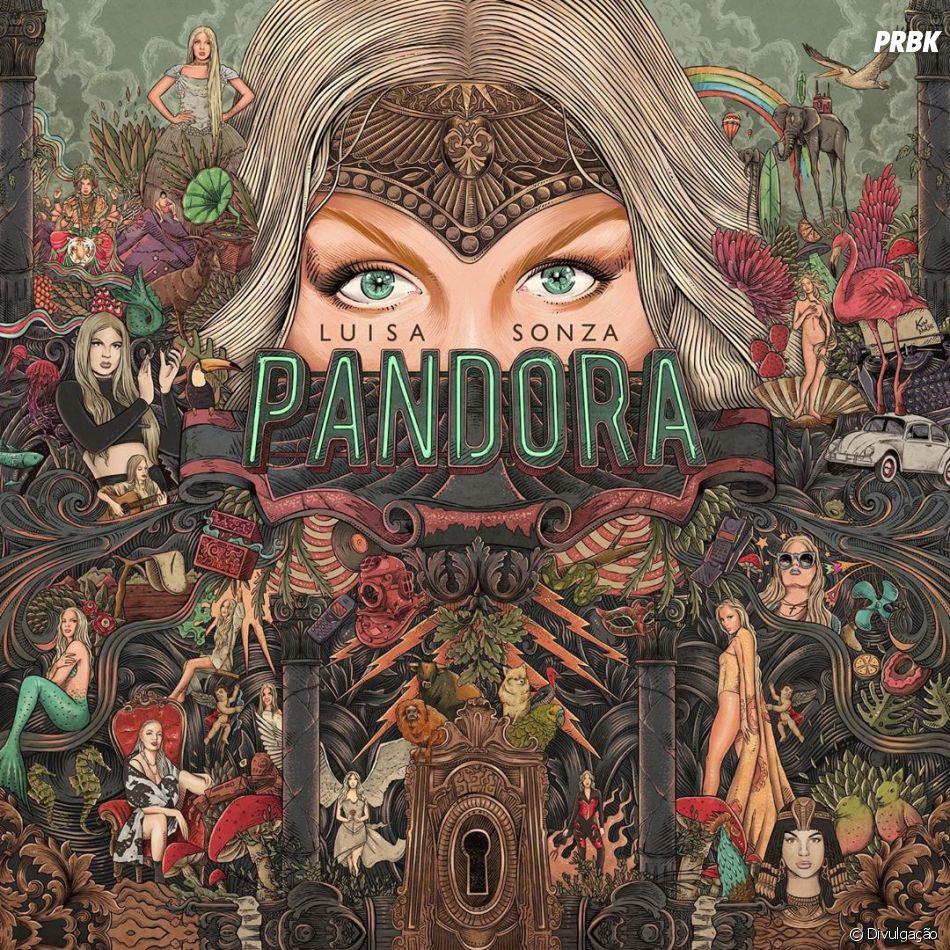 Prestes a lançar seu primeiro álbum, Luísa Sonza pede aos fãs que parem de criar rivalidade entre artistas onde não tem