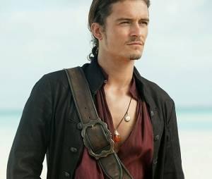 """Quem também pode atuar no próximo filme de """"Piratas do Caribe"""" é Orlando Bloom, ainda em negociações com os estúdios"""