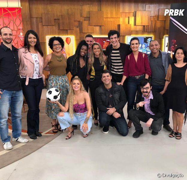 """O """"Encontro com Fátima Bernardes"""" abordou sobre a depressão na TV aberta"""