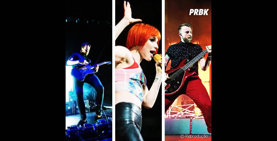 "Paramore ainda gravará novo clipe para ""Ain't It Fun"""