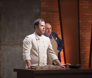 """""""MasterChef Brasil"""": competidores precisaram reproduzir prato de chef espanhol na prova de eliminação"""