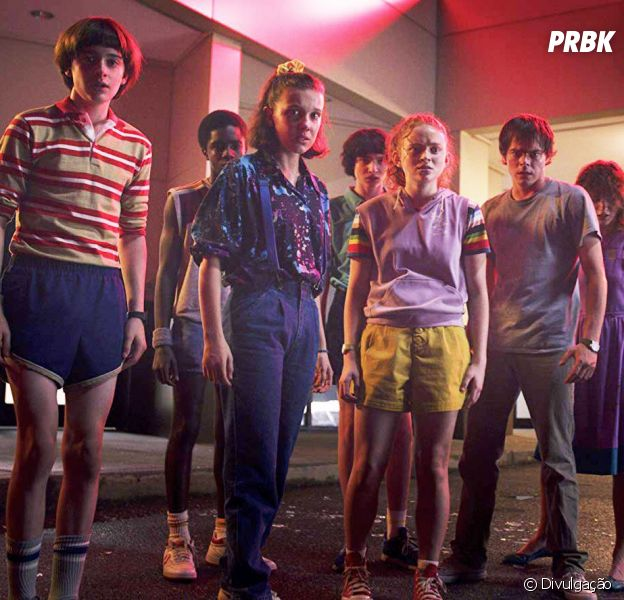 """""""Stranger Things"""": Netflix lança desafio para quem já viu a 3ª temporada toto"""
