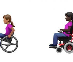 Ao passo em que os emojis vêm integrando linguagem da internet, as empresas incluíram mais imagens de diversidade