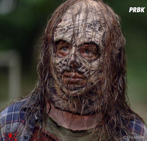 "Thora Birch é Gamma, a nova vilã de ""The Walking Dead"""