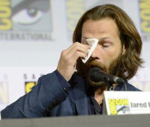 """""""Supernatural"""":Jared se emocionou ao comentar o fim do arco dos irmãos"""