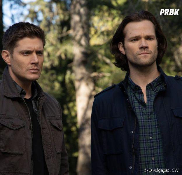 """""""Supernatural"""" chega ao fim nesta 15ª temporada"""