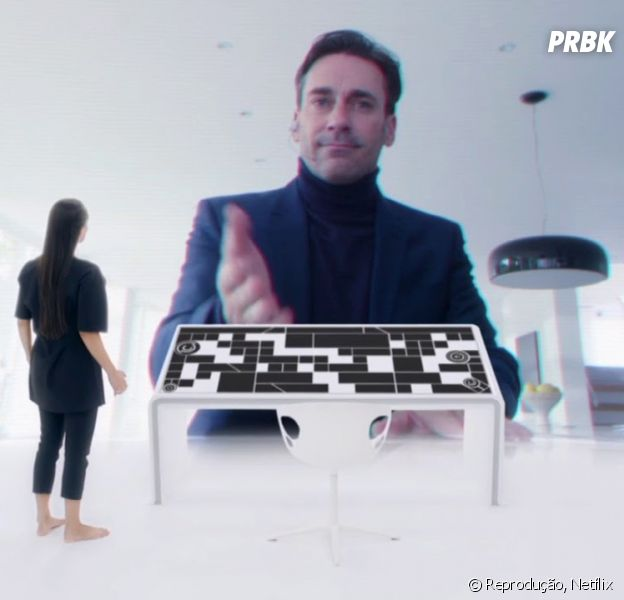 """Gosta de filosofar sobre o mundo da tecnologia? Assista """"Black Mirror"""" que não tem erro"""