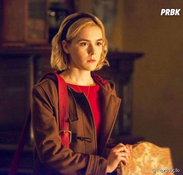 """""""O Mundo Sombrio de Sabrina"""" vai ser bem mais sombrio na 3ª temporada"""
