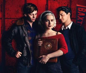 "Criador de""O Mundo Sombrio de Sabrina"" confima que Sabrina (Kiernan Shipka) vai pro Inferno na 3ª temporada"
