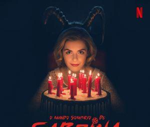 """Sabrina (Kiernan Shipka) no Inferno? Criador afirma que veremos isso na 3ª temporada de """"O Mundo Sombrio de Sabrina"""""""