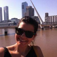 Intercâmbio: Natasha Caldas fala sobre vida e estudos em Buenos Aires, Argentina